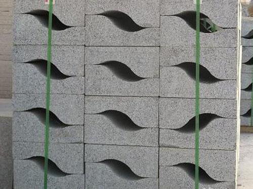 五莲花路沿石石材厂家